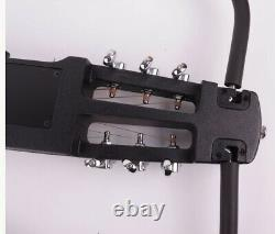 Acoustic Headless Foldable Electric Guitar Portable Silent Construit En Effet Ensemble