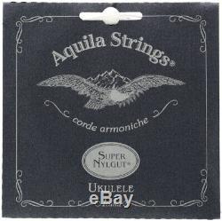 Aquila 100u Soprano Ukulele Set Cordes. Cordoba Guitars. Tout Neuf