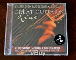 Barney Kessel, Herb Ellis, Charlie Byrd 2cd, 2001 Nouveau