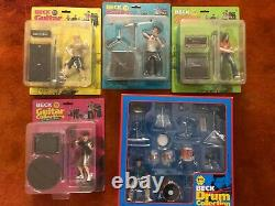 Beck Collection Full Set Mongolian Chop Squad Completed (guitares Non Incluses)