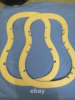 Blues Creek Guitars 12 Frettes Modèle Dred Contreventement Et Jeu Halo