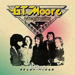 Crazy World Ensemble De 2 Disques G. T. & The Reggae Guitars Moore (cd Nouveau)