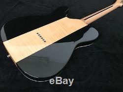 Custom Shop Tuff Dog Tl280 Guitare Électrique D'or Matériel Coréen Pièces Set-in