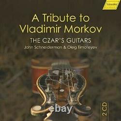 Czar's Guitars 2 Disc Set Morkov / Schneiderman / Timofeyev (cd Nouveau)
