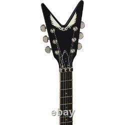 Dean ML 79 Floyd 6 Cordes De Guitare Électrique, Trans Brazilia #ml 79 F Tbz