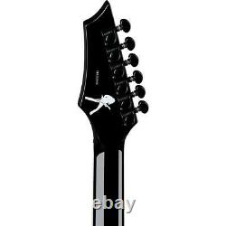 Dean V Dave Mustaine Electric Guitar, Custom Terminate Graphic #vmnt Terminate