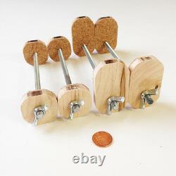 Ensemble De 30 Pinces De Luthier (pinces De Bobine) Pour Le Bâtiment De Guitare