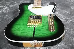 Ensemble De Quincaillerie Haut De Gamme En Or Pour Guitare Électrique De Haute Qualité Starshine Custom Shop Tl