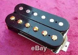 Ensemble Pickup Humbucker Ttop Top Brandonwound Pour Guitares Gibson Ou Autres