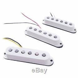 Entraînement Véritable Fender Deluxe Strat / Stratocaster Set Guitare Micros 099-2222-000