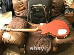 Epiphone Les Paul Traditionnel Pro IV L. E. Guitare Électrique Gold Top/set Up&bag