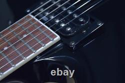 Esp Ltd Ex-200 Set-neck Gauchers Construction Noir El. Guitar # Rs18010057