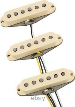 Fender Vintera'60s Vintage Stratocaster/strat Guitar Pickup Set 099-2205-000