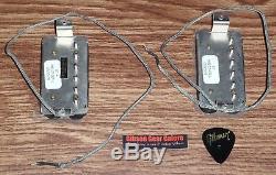 Gibson Les Paul 1957 Ramassage Classique Noir Set 57 Pièces Guitare Humbucker Sg Plus