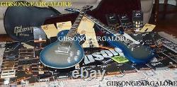 Gibson Les Paul Ramassage Cover Set Vintage Gold Spec Humbucker Guitare Custom Pièces