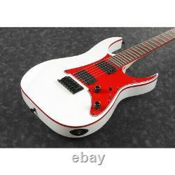 Ibanez Gio Grg131dx Guitare Électrique Blanche, Configuration Et Livraison Gratuite
