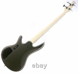 Ibanez Gsr200 Bass Guitar White, Full Set-up And Free Shipping