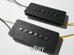 Jazzmaster Micros Set Bobine À Prise A5 Handwound Guitare Convient Fender Hot Vintage Q
