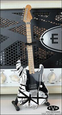 Jeu Complet De Toutes Les 4 Evh Mini Guitare De Eddie Van Halen, New, Livraison Gratuite