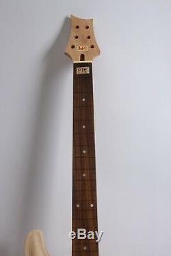 Kit De Guitare Électrique 1set Corps De Manche De Guitare Accessoires De Guitare Non Finis Draft 2