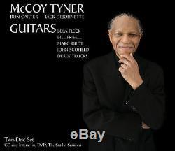 Mccoy Tyner Guitars Coffret CD Et DVD Digipak / Half Note Records Nouveau