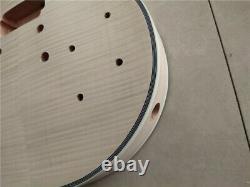 Meilleur 1 Ensemble Diy Electric Guitar Kit Mahogany Body And Neck
