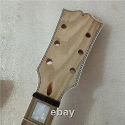 Meilleur Diy Unfinished 1 Ensemble Corps De Guitare Électrique Et Le Cou Pour Le Kit De Guitare De Style Lp