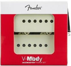 New Fender V Mod Pickup Set Pour Jazzmaster Guitar Parts Pickups 0992270000