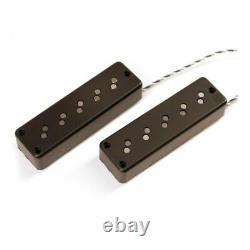 Nordstrand Bs5 Big Single Coil 5 Cordes Bass Guitar Pickup Set