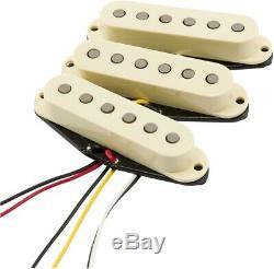 Nouveau Fender Stratocaster Yosemite Pickup Set Strat Micros Guitare 0992277000