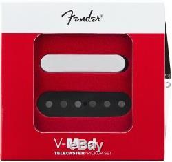 Nouveau Fender V Mod Pickup Set Pour Telecaster Tele Guitare Pièces 0992267000