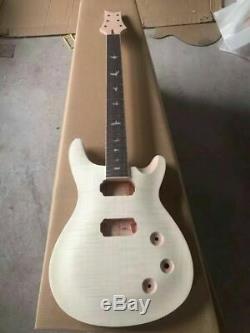 Nouveau Haute Qualité Unfinished 1 Set Corps De Guitare Électrique Et Du Cou Pour Les Pièces Prs