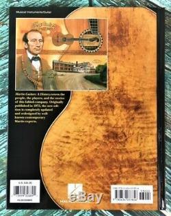 Nouveau! Martin Guitars Un Historique Et Une Référence Technique Coffret! Hl00331987