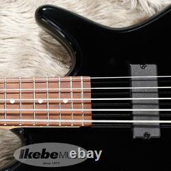 Nouvelle Ibanez Gsr205 Bk Accessory Set 7 Pièces Inclus Basse Guitare Withsc F / S