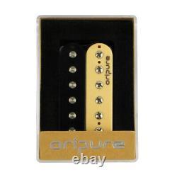 Oripure Alnico 5 Guitar Pickup Humbucker Double Coil Collier 7,2k / Pont 8,4k