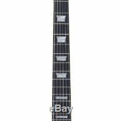 Oscar Schmidt Oe20g Gold Top Single Cutaway Set Guitare Electrique Standard