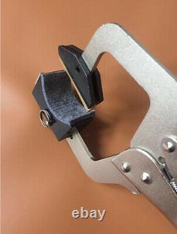 Presse Fret Portatif Avec Cauls De Soutien De 2 Cous Et Insertion Réglée Pour Guitar Maker