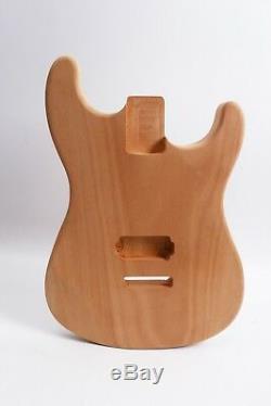 Remplacement 1set Guitare Électrique Kit Unfinished Pour Guitare Électrique Cou Body