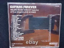 Roland Kovac New Set Guitars Forever Feat. Attila Zoller Et Siggi Schwab 227