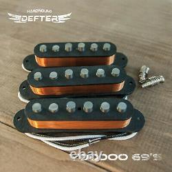 Set De Ramassage Strat Pour Strat Guitar Handwound Alnico5 Texas'50s