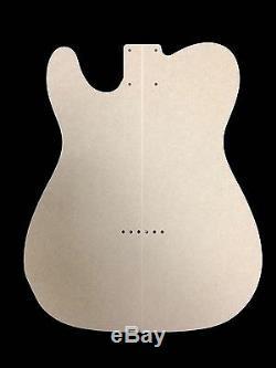 Set Guitare Modèle Telecaster Thinline Cnc Fait 100% Des Modèles Précis