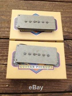 Seymour Duncan Antiquity II Fender Jazzmaster Jam 60 Set Guitare De Ramassage De