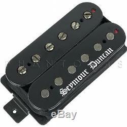 Seymour Duncan Black Winter Neck / Pont Humbucker Set Micros Guitare Métal Nouveau