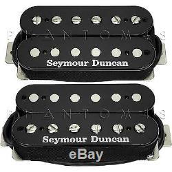 Seymour Duncan Distortion Mayhem Set De Ramassage Humbucker Guitare Sh-6b Et Sh-6n Nouveau