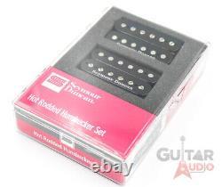 Seymour Duncan Hot Rodded Humbucker Guitar Pickup Pair Set 11108-13-b