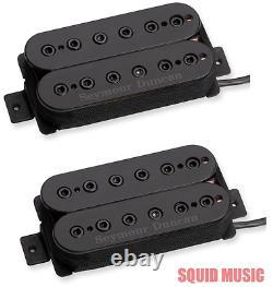 Seymour Duncan Mark Holcomb Alpha Et Omega 6 String Trembucker Guitar Pickup Set