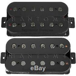 Seymour Duncan Nazgul Bridge & Sentient Neck 6 Cordes De Guitare En Métal Humbucker Set