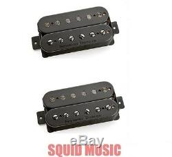 Seymour Duncan Nazgul Neck Bridge-sentient 6 Cordes Humbucker Guitare Set De Ramassage