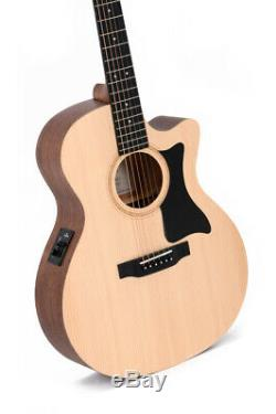 Sigma Guitares Gitarre Gmce + Mit + Sigma Cutaway Sur Mesure Tonabnehmer / Neu / New