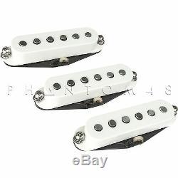 Suhr Guitars V70 Classic 70's Set De Micros Guitare Single Coil Blanc Neuf